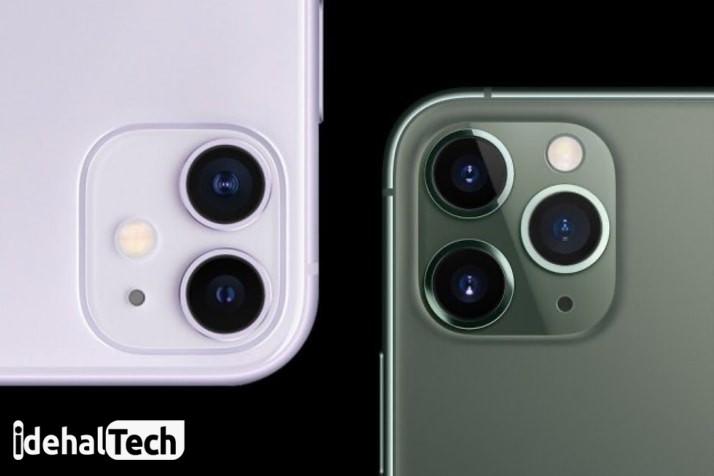 گوشی iphone 11 یک گوشی عالی برای عکاسی