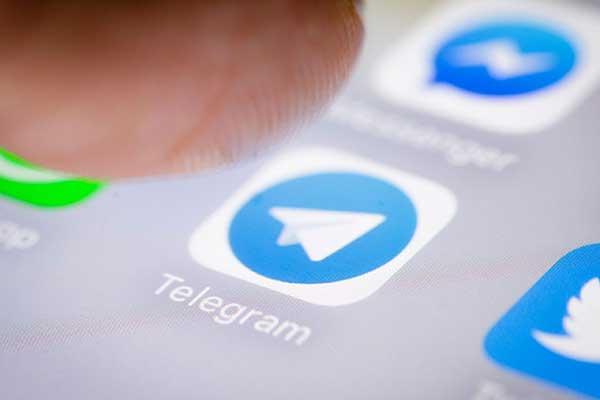 متن لینک دار در تلگرام