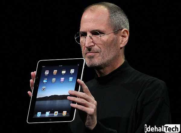 اپل آیپد سال ۲۰۱۰