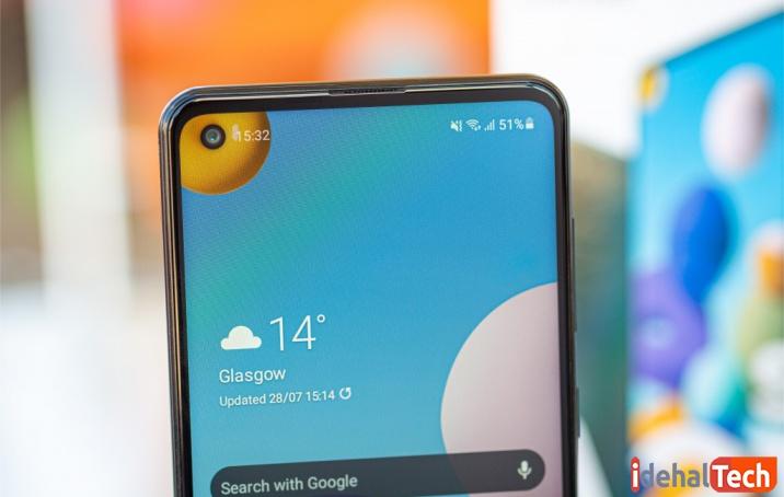 تصویر سوم از گوشی Samsung Galaxy A21s