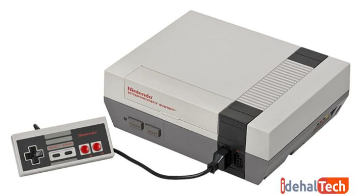 کنسول بازی NEC Nintendo