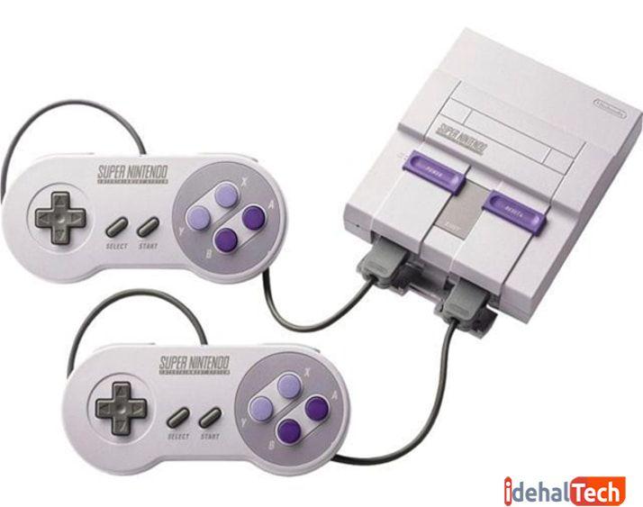 کنسول بازی Super Nintendo