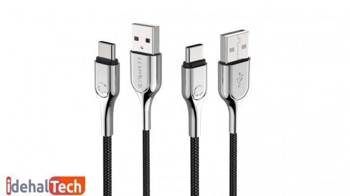 کابل شارژر USB-C