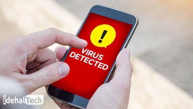 ویروس کشی گوشی های اندروید
