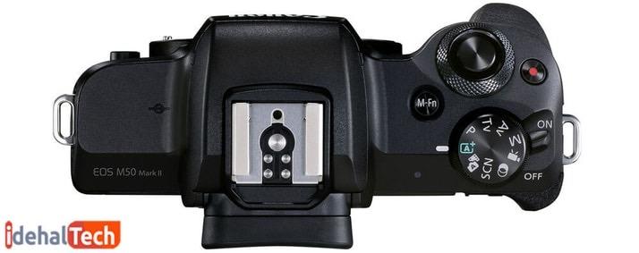 دوربین کانن EOS M50 ll