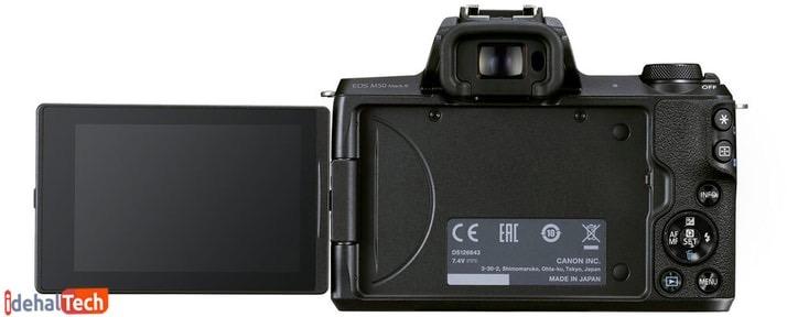 دوربین جدید Canon