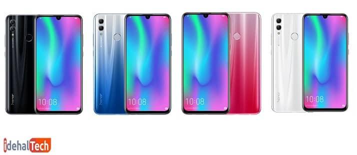 رنگ-بندی-های-مختلف-گوشی-آنر-10-لایت