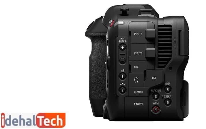 دوربین کانن EOS C70