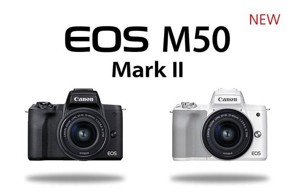 معرفی دوربین کانن EOS M50 ll