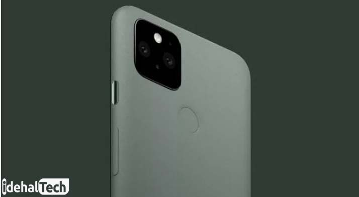 دوربین دو لنزی گوشی گوگل pixel5