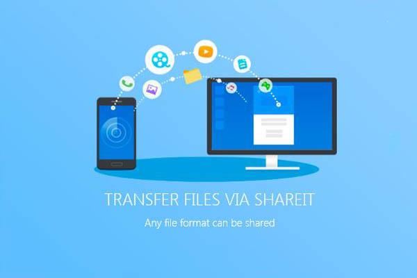 آموزش انتقال فایل توسط شریت