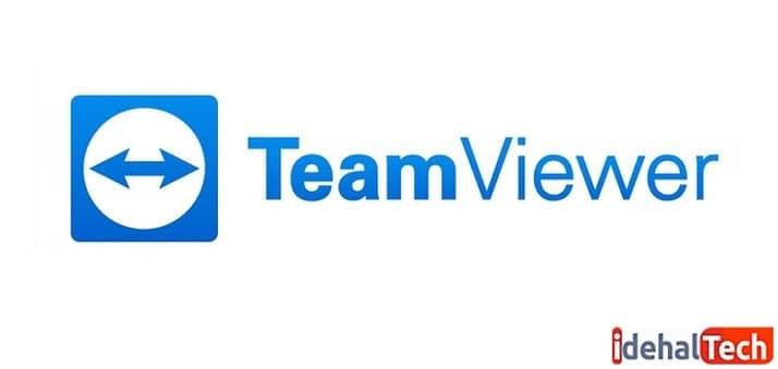 برنامه اتصال از راه دور TeamViewer