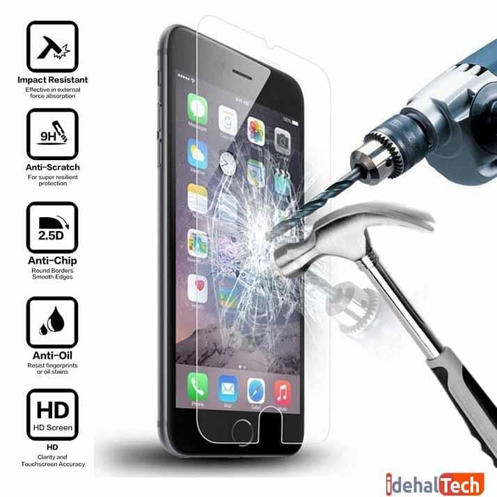 محافظ صفحه نمایش Tempered glass گزینه ای مناسب برای تعویض گلس گوشی