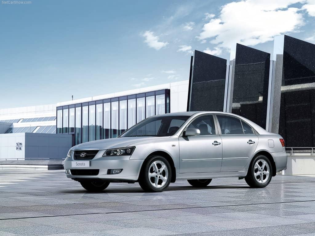 خرید خودرو سوناتا چهار سیلندر