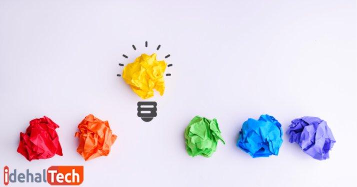 محتوای خلاقانه تولید کنید