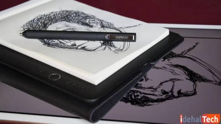 قلم نوری Wacom Bamboo Folio