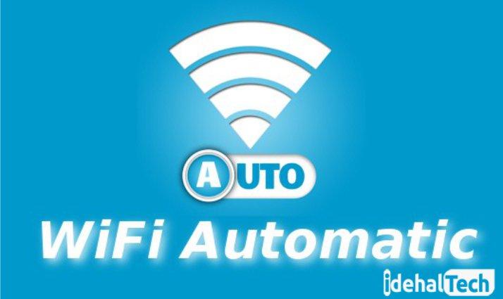 اپلیکیشن Wifi Automatic