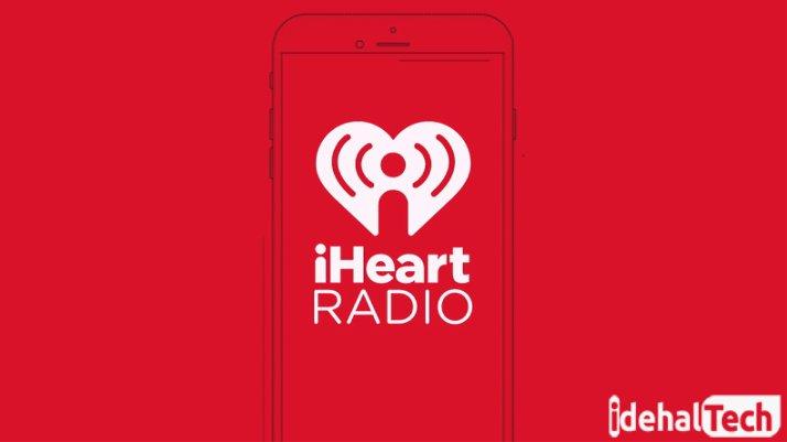 دسترسی به iHeartRadio