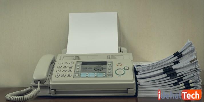 راهنمای ارسال فکس