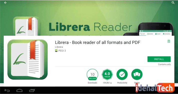 Librera PDF Reader