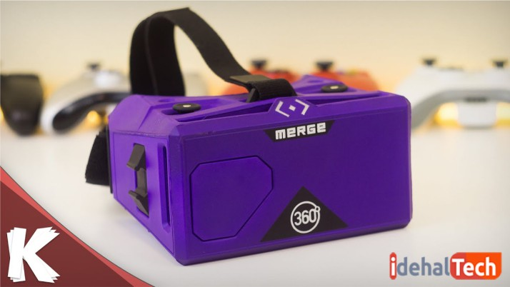 هدست واقعیت مجازی Merge VR Goggles