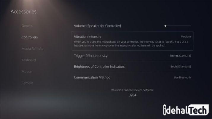 ترفندهای PS5 در رابطه با دسته ها