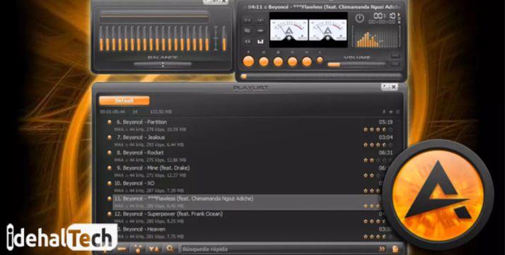 موزیک پلیر AIMP