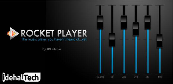 موزیک پلیر Rocket Music Player