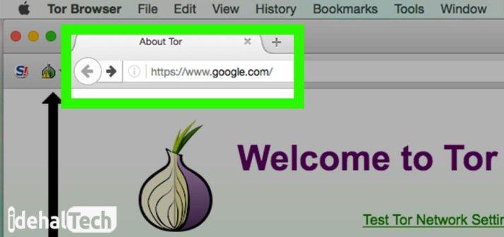 مرورگرهای ورود به dark web