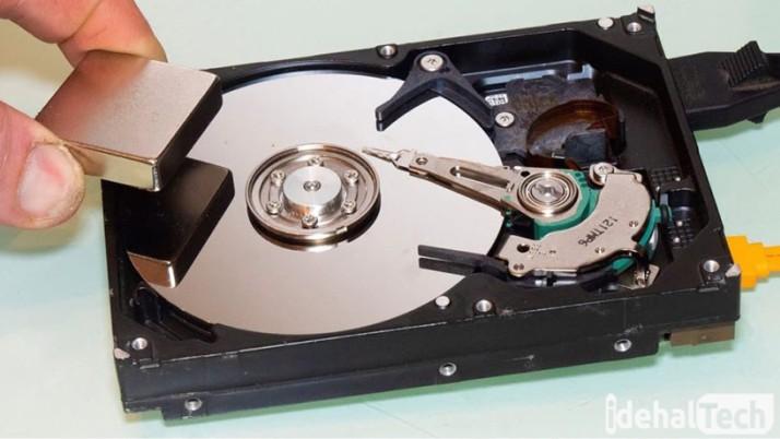 دلایل سوختن هارد دیسک