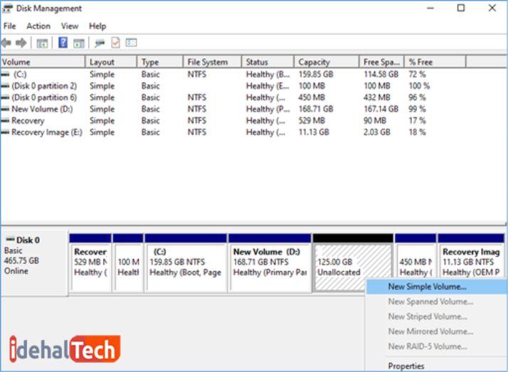 بررسی علل خرابی هارد دیسک
