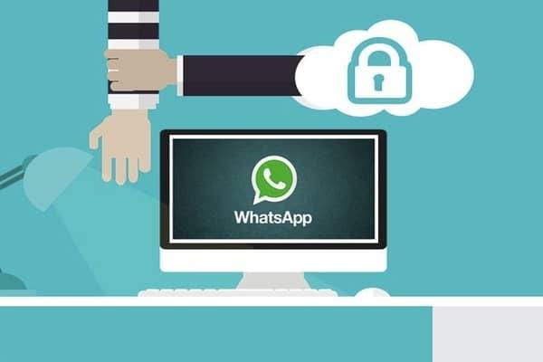 حذف دستگاه های متصل به واتس اپ