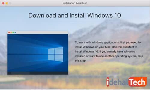 «Windows 10 from Microsoft» را انتخاب کنید