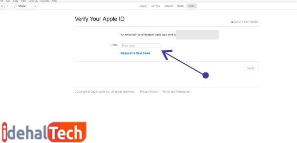 ایمیل خود را تایید کنید.