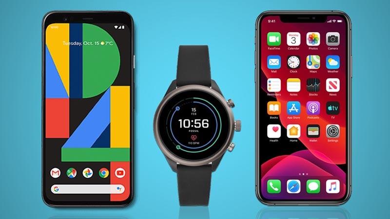 بهترین زمان تمیز کردن ساعت هوشمند